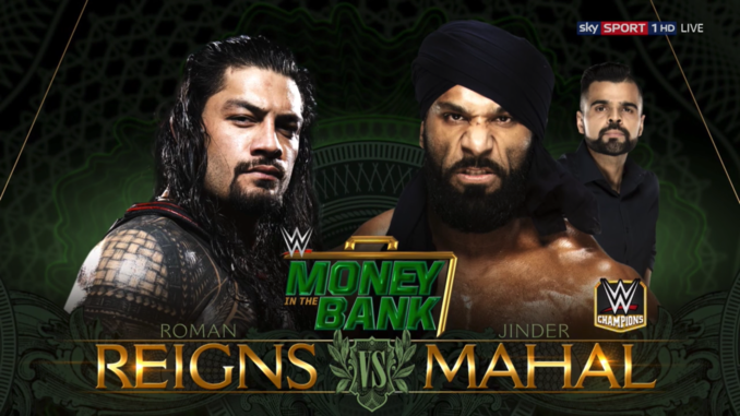 WWE Money in the Bank 2018