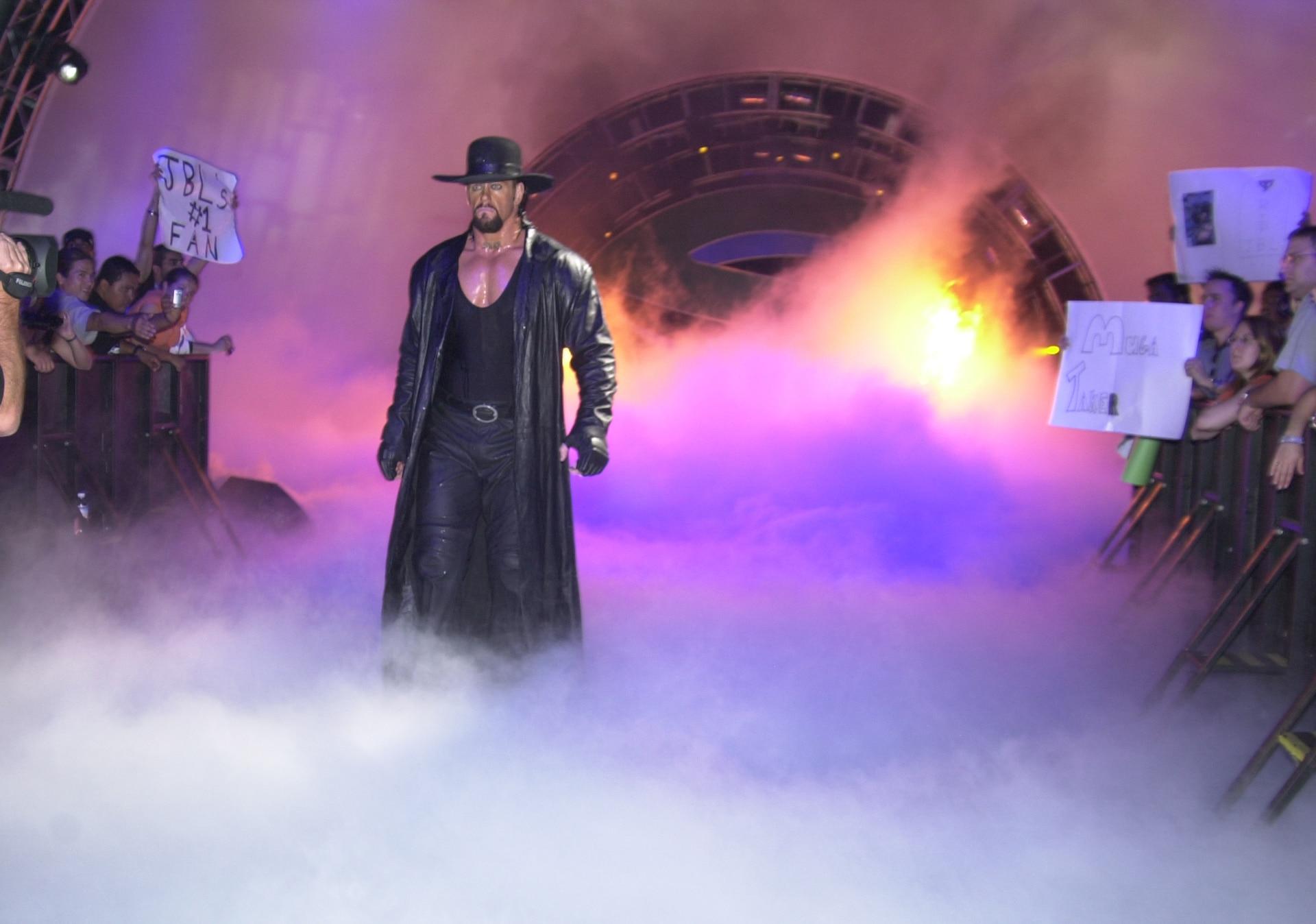 Vintage Undertaker