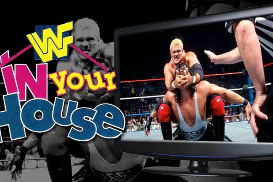 WWE-Champion Diesel vs. Sid im Main Event