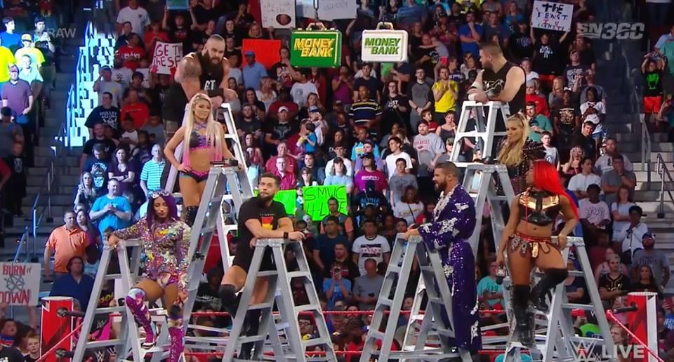 Bereit für WWE Money in the Bank