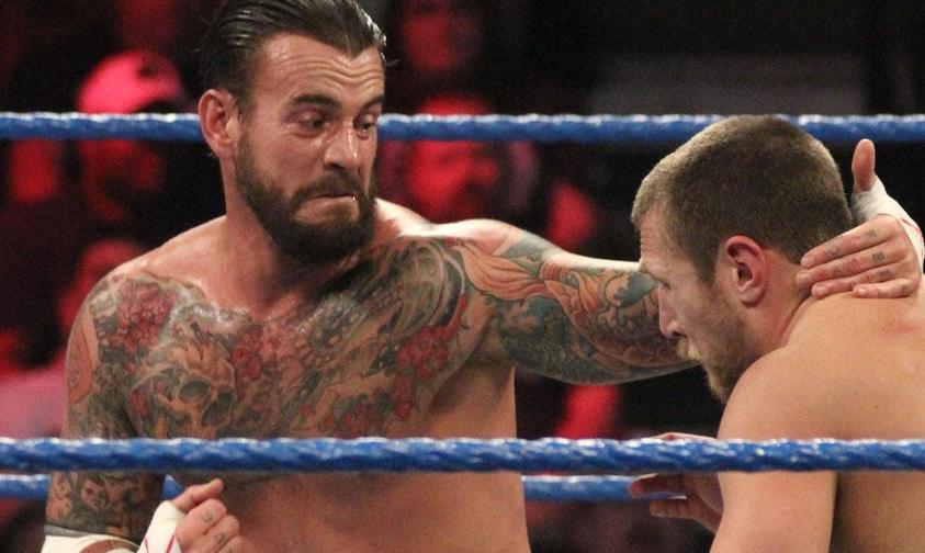 CM Punk vs. Daniel Bryan