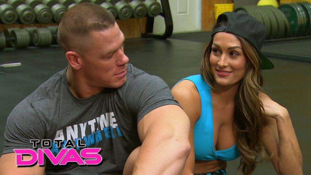 John Cena und Nikki Bella
