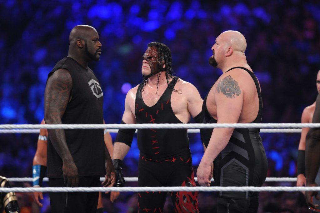 Big Show trifft Shaq bei WWE WrestleMania - Fortsetzung bei AEW?
