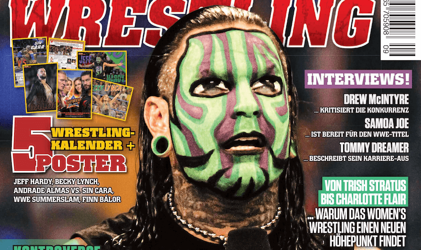 Power Wrestling September 2018 Alles Zur Ausgabe Power Wrestling