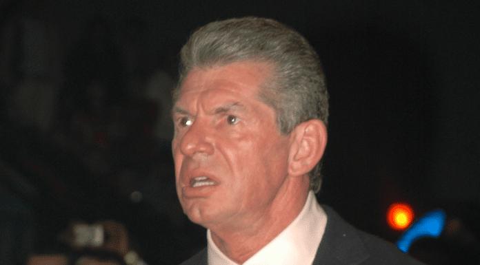 Vince McMahon ist sauer