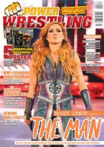 Power-Wrestling Januar 2019