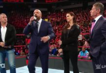 McMahons bei Monday Night Raw