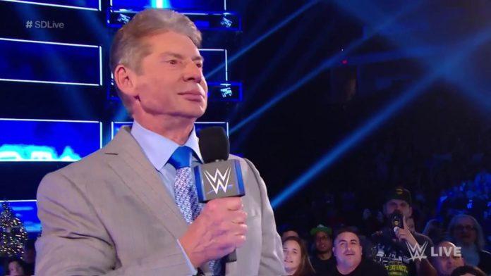 WWE-Boss Vince McMahon