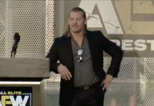 Chris Jericho - All Elite Wrestling