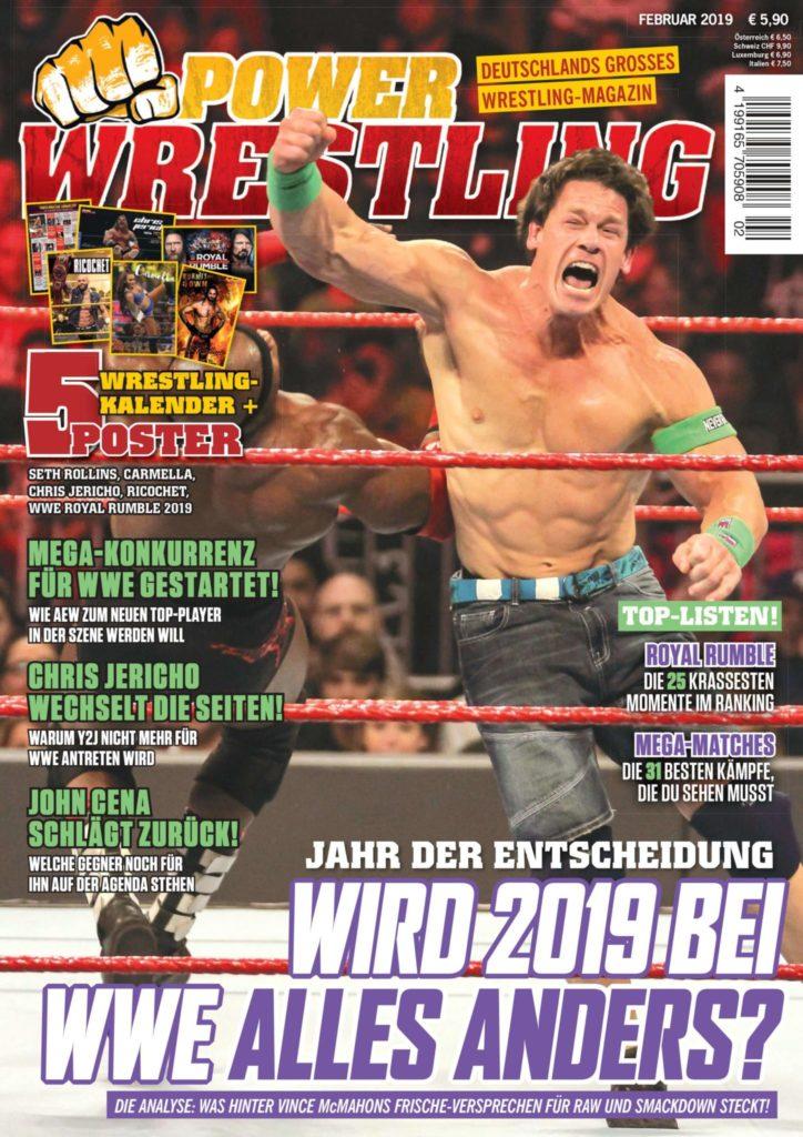 Power-Wrestling Februar 2019