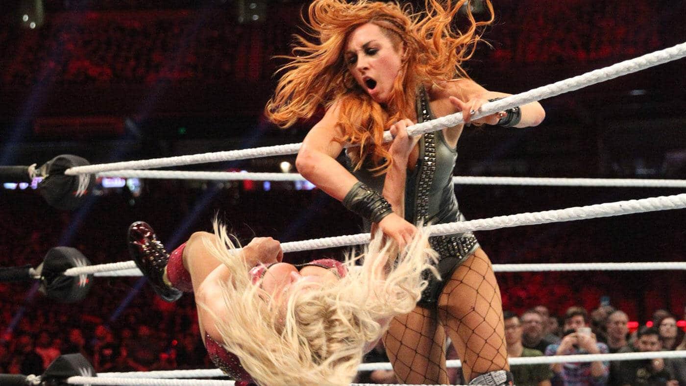 WWE Royal Rumble 2019 im XXL-Review! Becky macht das Ding ...