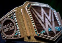 Der nachhaltige WWE-Titel / (c) 2019 WWE. All Rights Reserved.