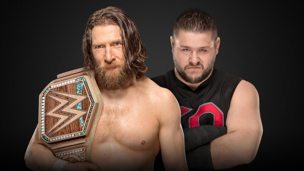 Daniel Bryan vs. Kevin Owens bei WWE Fastlane 2019 (Bild: (c) 2019 WWE. All Rights Reserved.)