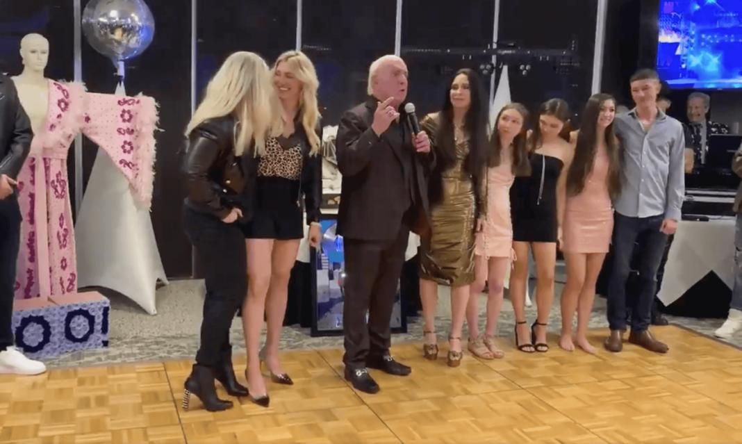 Ric Flairs 70. Geburtstag