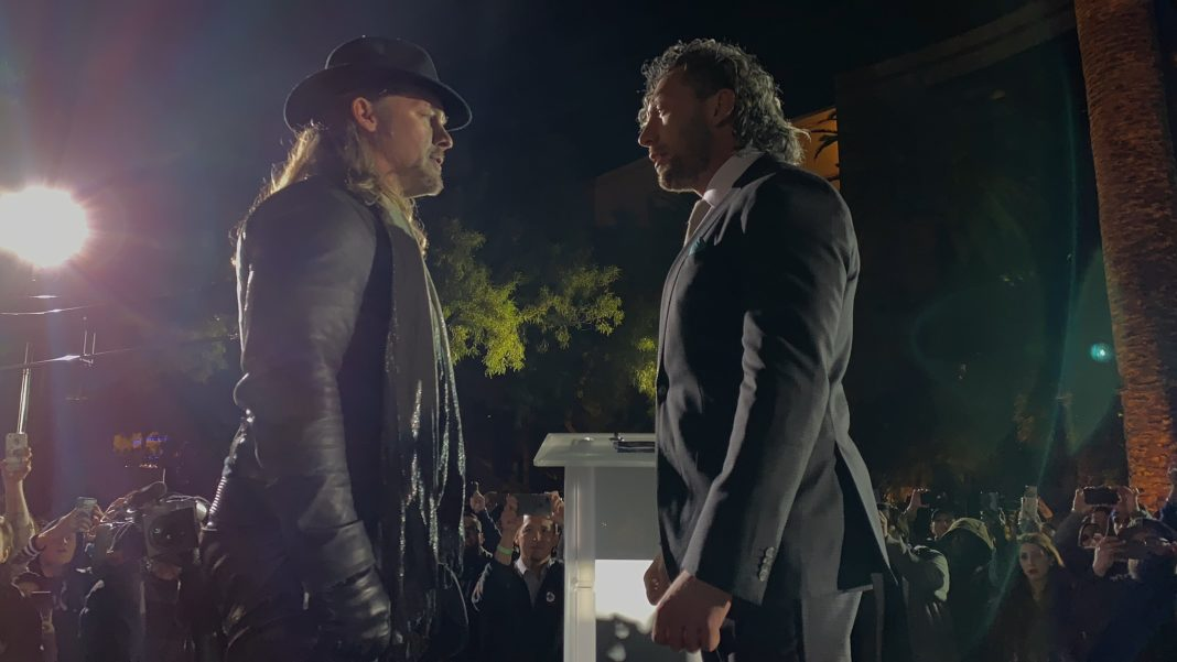 Kenny Omega vs. Chris Jericho - AEW