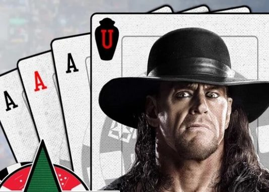 Undertaker bei Starrcast