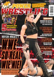 Power-Wrestling April 2019