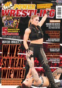 Power-Wrestling April 2019