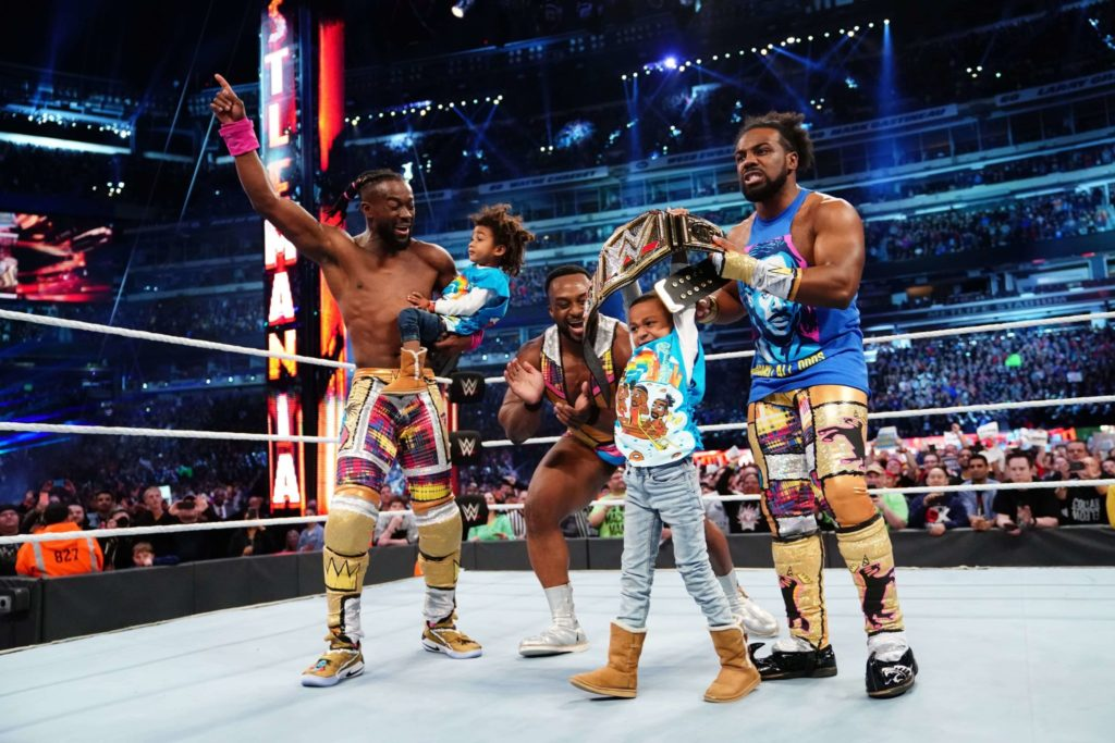 Kofi Kingston ist WWE-Champion bei WrestleMania 35 - Bild: (c) 2019 WWE