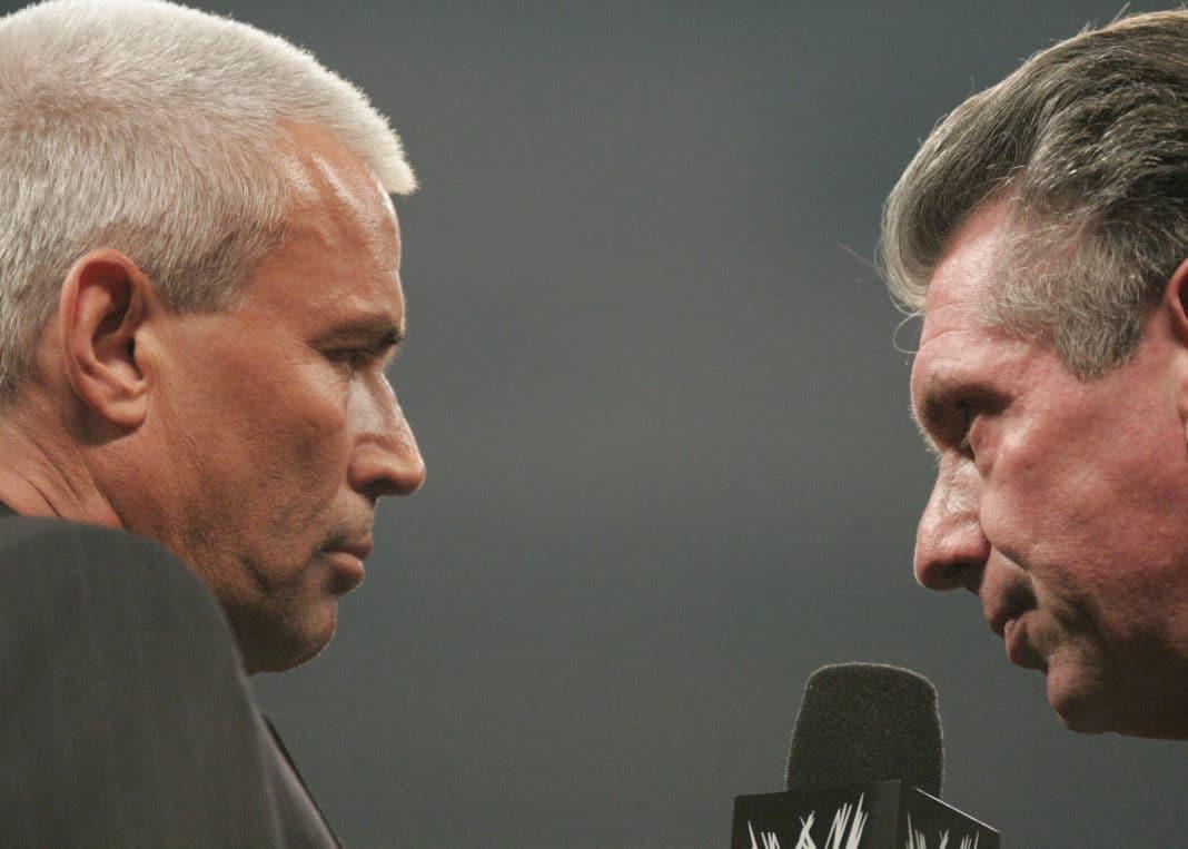Eric Bischoff und Vince McMahon