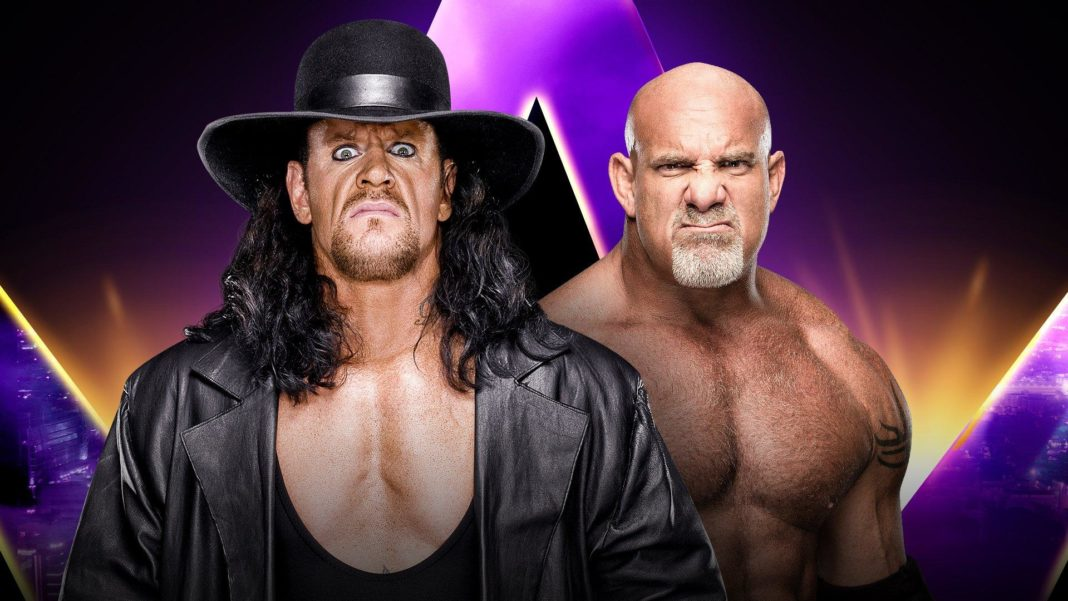 Undertaker vs. Goldberg - WWE Super ShowDown