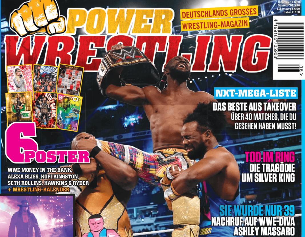 Power-Wrestling Juni 2019 - Vorschau