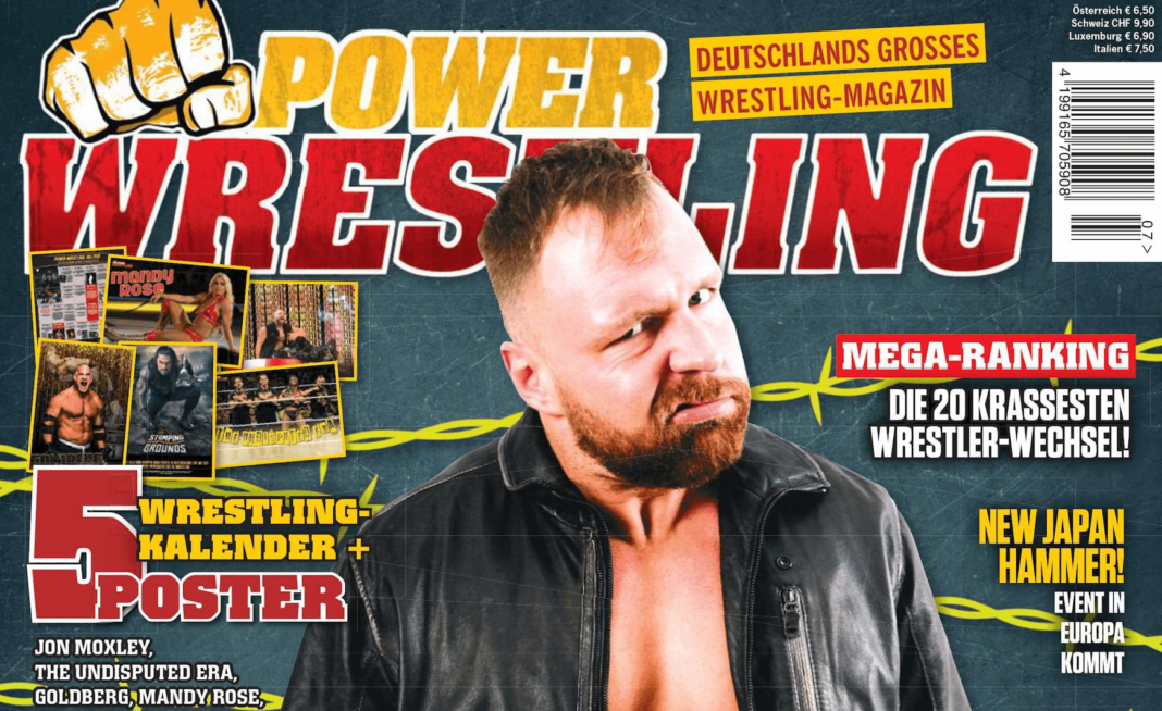 Power-Wrestling Juli 2019 - Preview