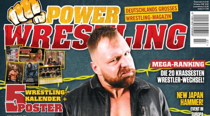 Power-Wrestling Juli 2019 - Preview