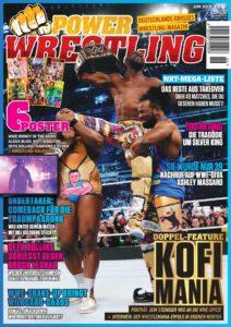 Power-Wrestling Juni 2019