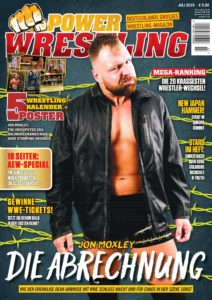 Power-Wrestling Juli 2019