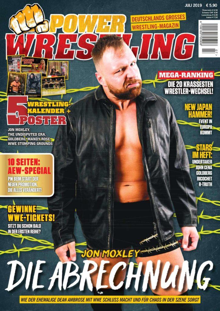 Power-Wrestling Juli 2019