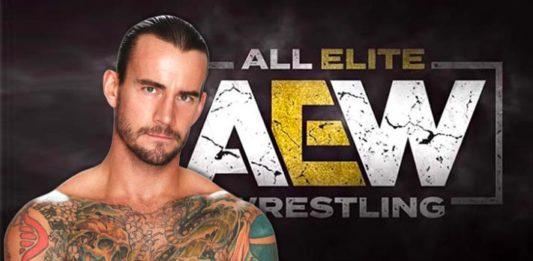 Der frühere WWE-Champion CM Punk ist auf dem Weg zu AEW