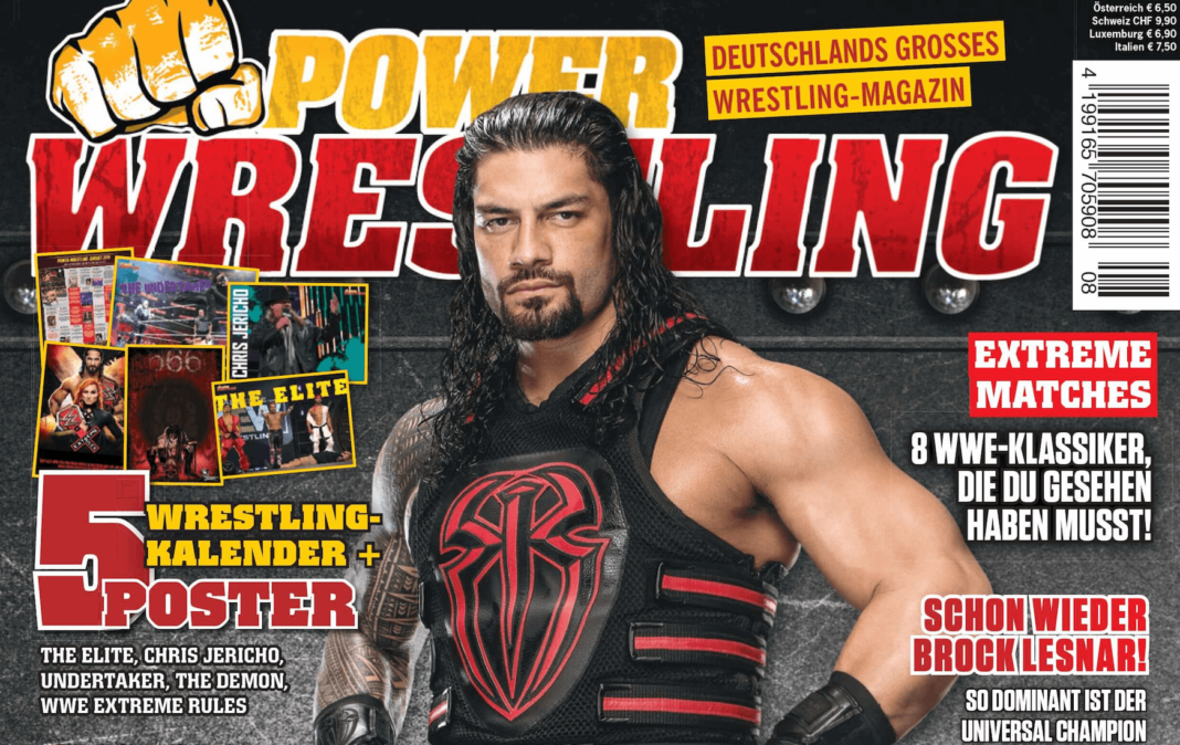 Power-Wrestling September 2019 - Preview