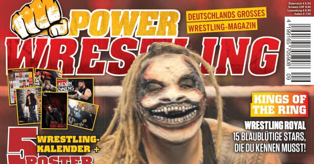 Power-Wrestling September 2019 - PREVIEW!