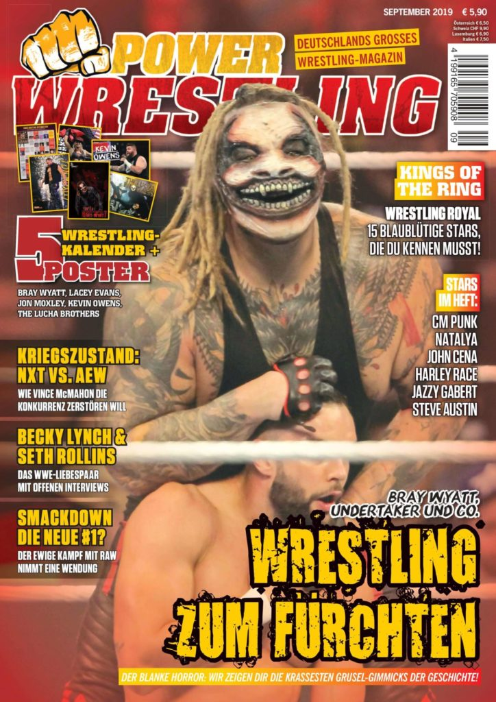 Power-Wrestling September 2019
