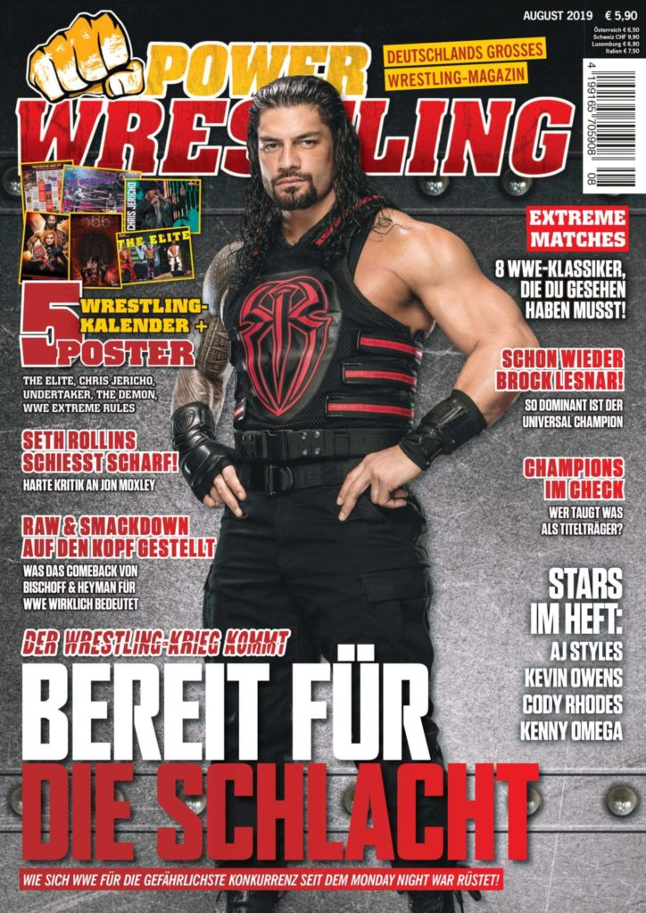 Power-Wrestling September 2019