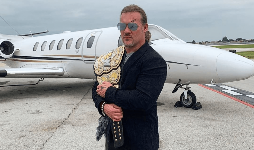 Chris Jericho, AEW-Champion