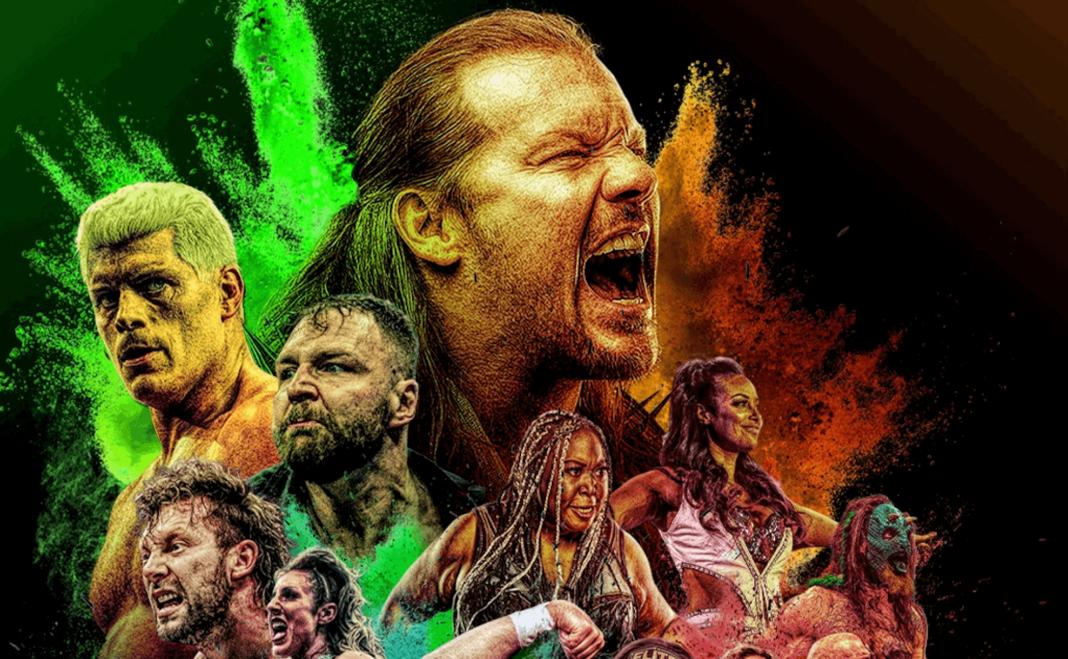 All Elite Wrestling - Preview