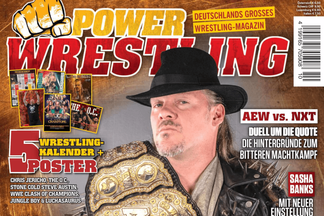 Power-Wrestling Oktober 2019 - Preview