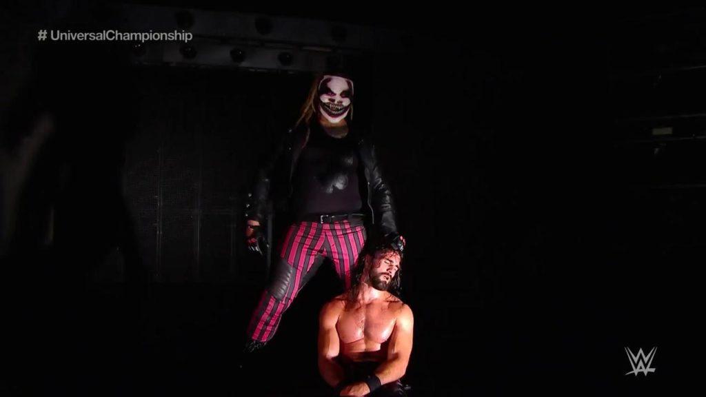 Bray Wyatt überrascht Seth Rollins bei WWE Clash of Champions 2019