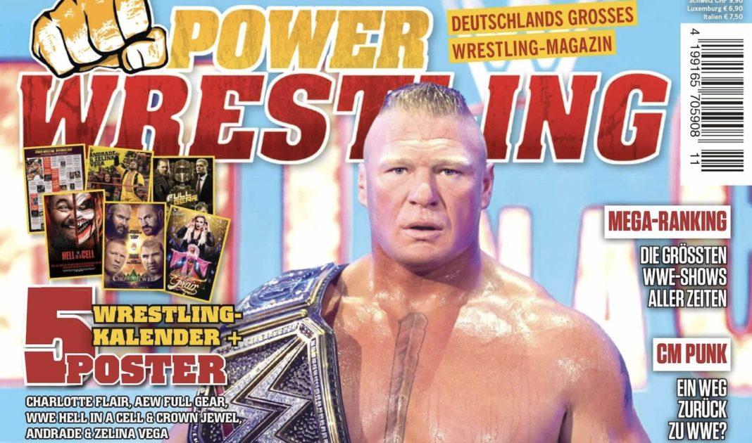 Power-Wrestling November 2019 - Vorschau