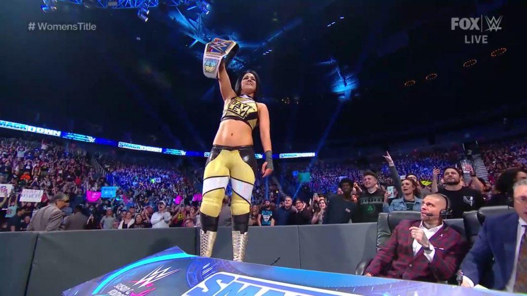 Die neue Bayley - SmackDown Women's Champion
