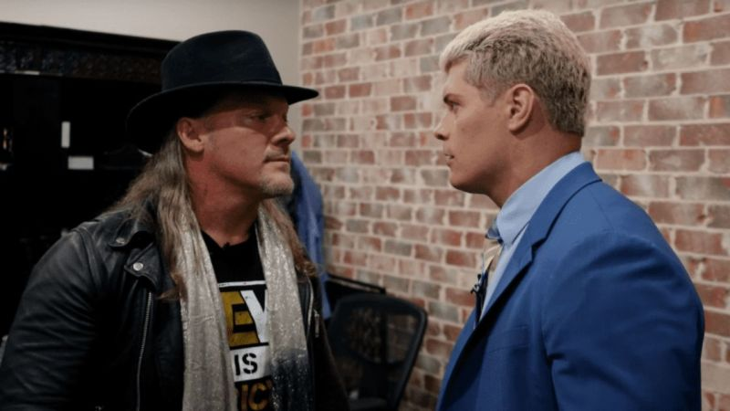 Cody Rhodes vs. Chris Jericho