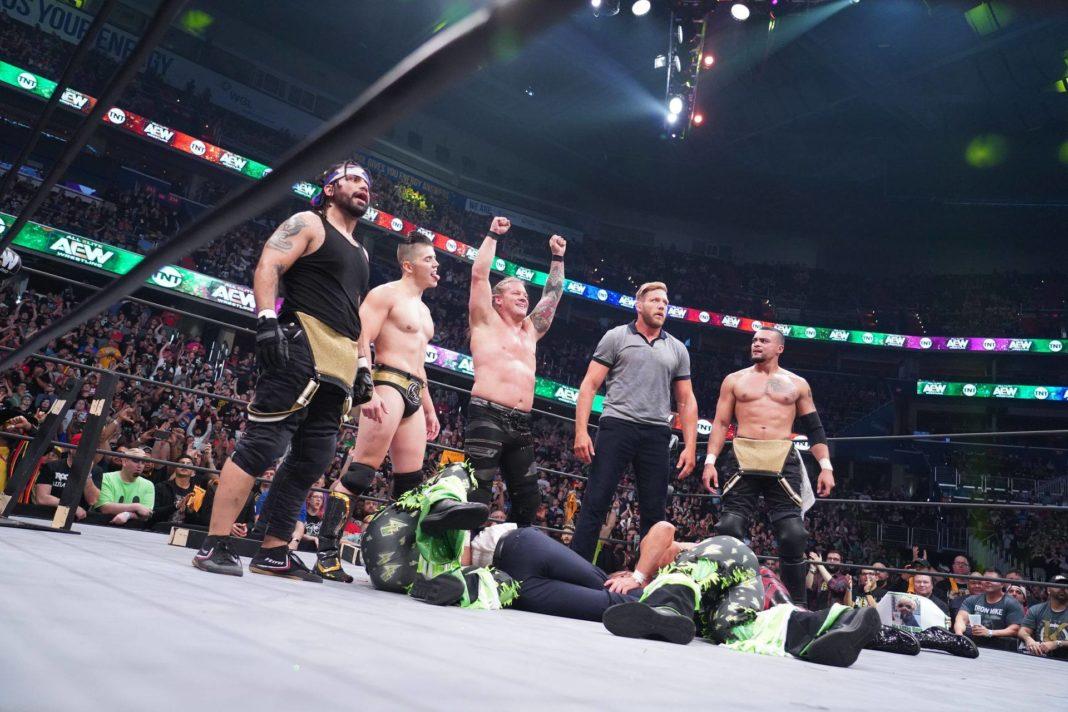 All Elite Wrestling Dynamite - das Debüt (Foto: Lee South, AEW)