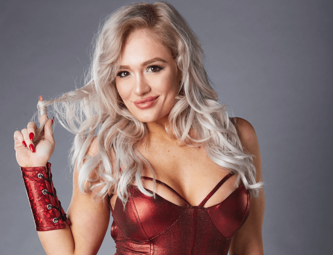 Scarlett Bordeaux (Bild: IMPACT Wrestling)