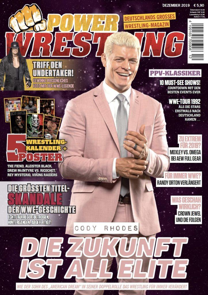 Power-Wrestling Dezember 2019