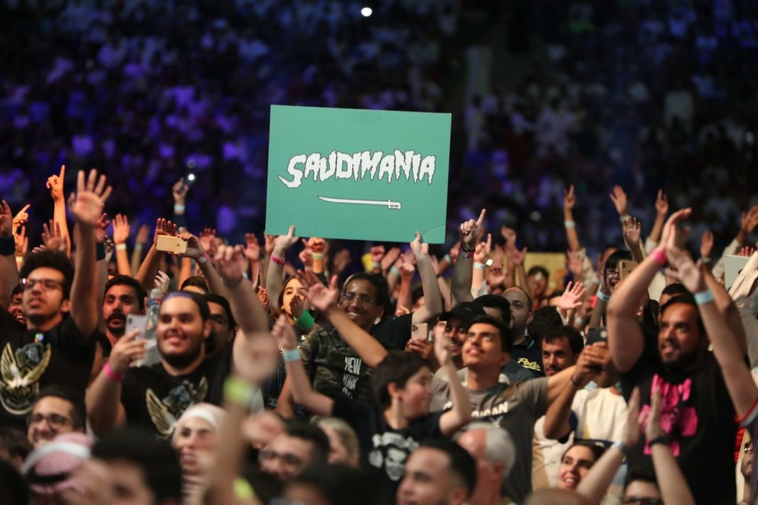 Saudi-Mania in Riad - Bild: (c) 2019 WWE. All Rights Reserved.