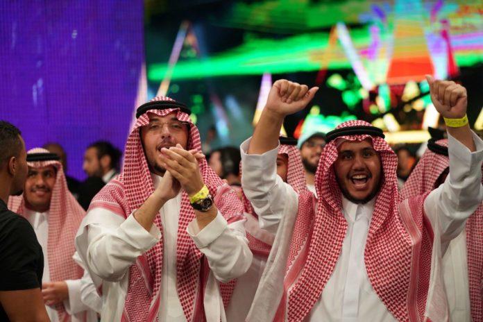 Die Fans in Saudi-Arabien freuen sich über zwei große WWE-Events pro Jahr - (c) 2019 WWE. All Rights Reserved.