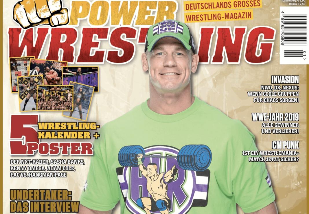 Power-Wrestling Januar 2020 - Preview