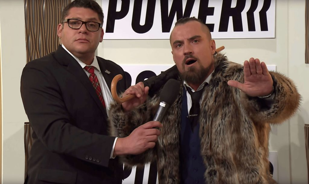 Marty Scurll (NWA Powerrr)
